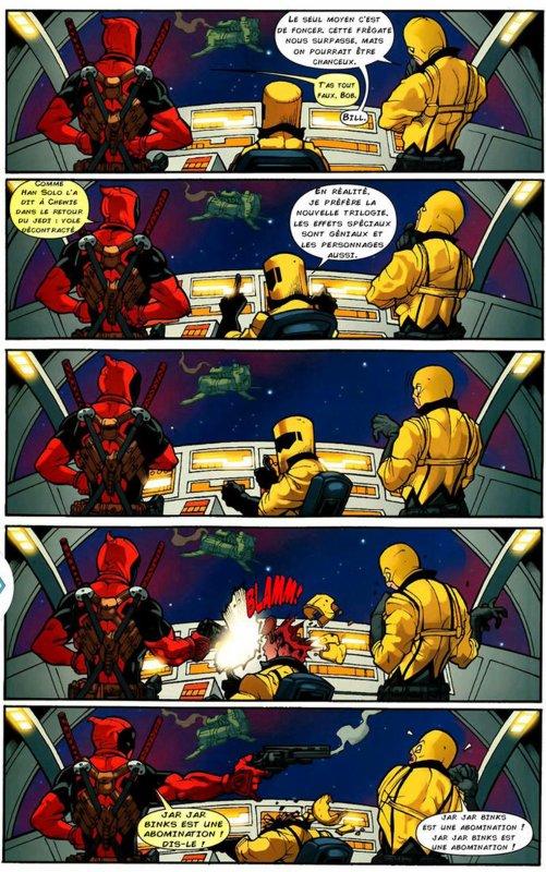 Deadpool Is the Best N°2