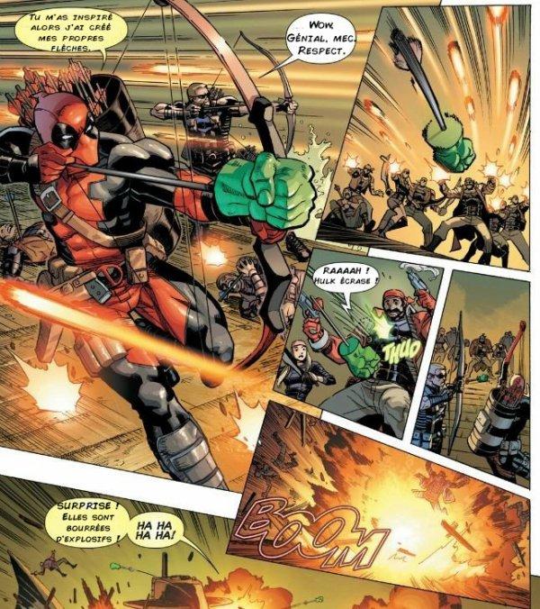 Deadpool Is the Best N°3