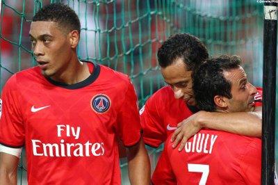 PSG 4 - Arles-Avignon 0