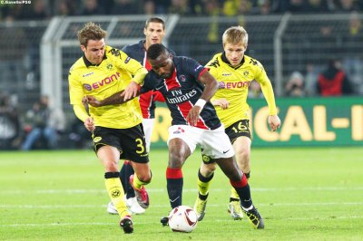 Dortmund 1 - 1 PSG