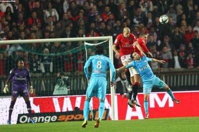 PSG 2 - Marseille 1