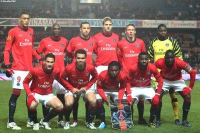 PSG  4 -  2 FC Séville