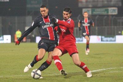 VAlenciennes 1 - 2 PSG