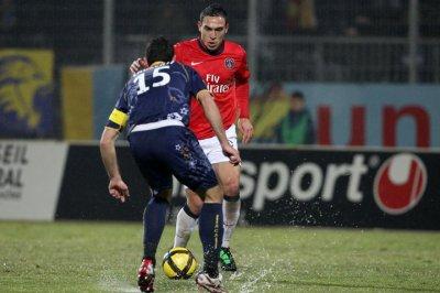 Arles-Avignon/PSG : 1-2