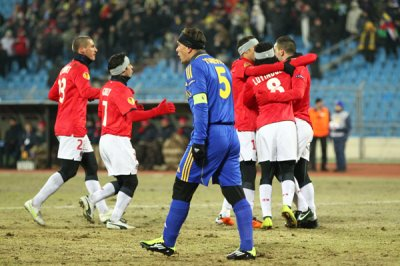 Bate Borisov 2 - 2 psg
