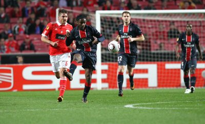 Benfica 2  - 1  PSG