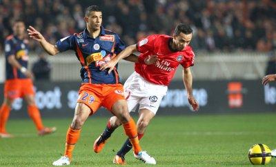 psg 2 - 2 Montpellier