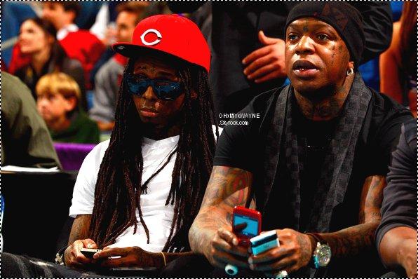 . Lil Wayne soutient les Packers .
