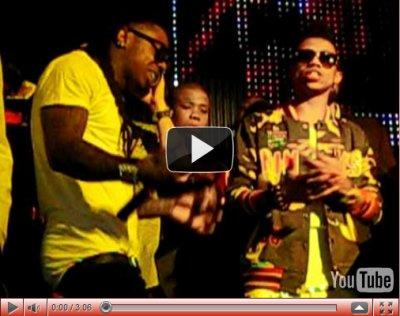. Vidéos de la Pre-Grammy Party .