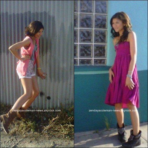 "2 photos de ""dream magazine"" + 3 photos twitter"