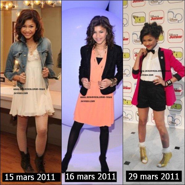 .  Quel top de mars 2011 prefere-tu ? .