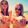 Les amis sont comme les étoiles nous ne pouvons pas toujours les voirs mais pourtant nous savons qu'ils sont là...<3