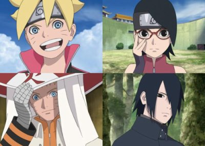 Boruto The Movie : Premières images