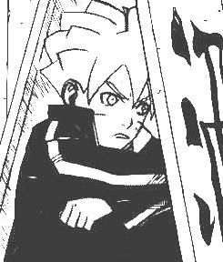 Naruto Gaiden, chapitre 1 : Uchiha Sarada.