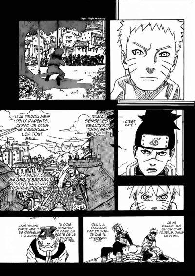 Naruto Gaiden, Chapitre 8 : Ce qui importe