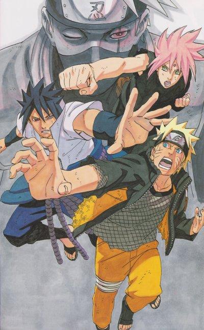 1 an que Naruto est terminer !
