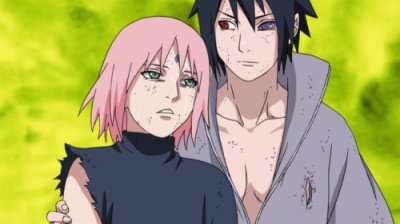 SasuSaku - Episode 470.