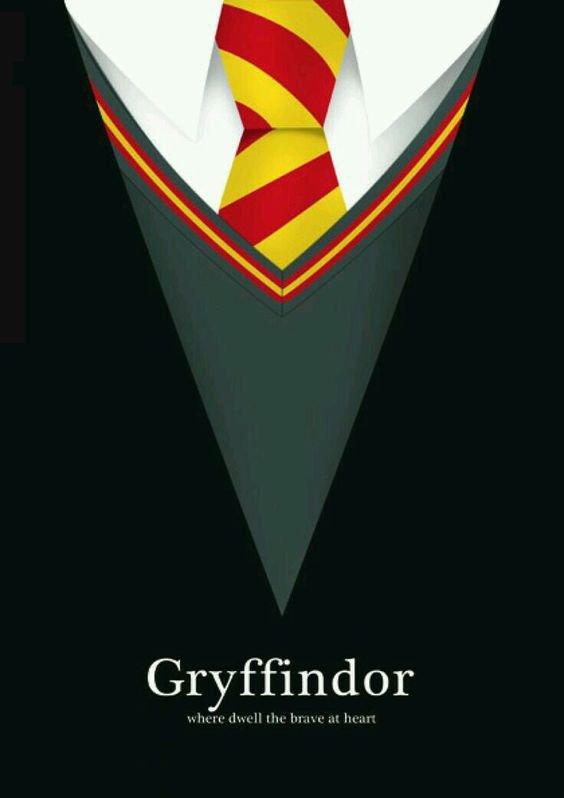 I'm Gryffindor