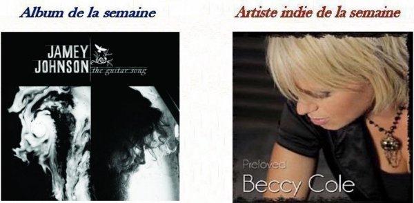 playlist  3 novembre/ 2010