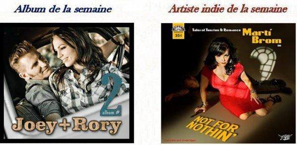 playlist  12 janvier / 2011