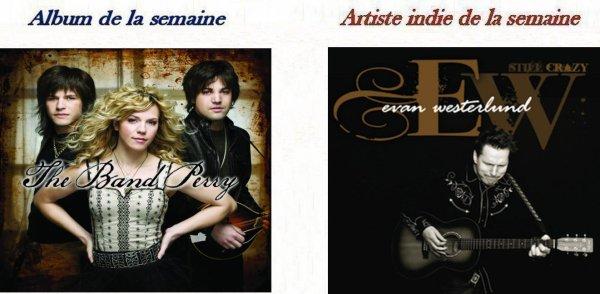playlist  26 janvier / 2011