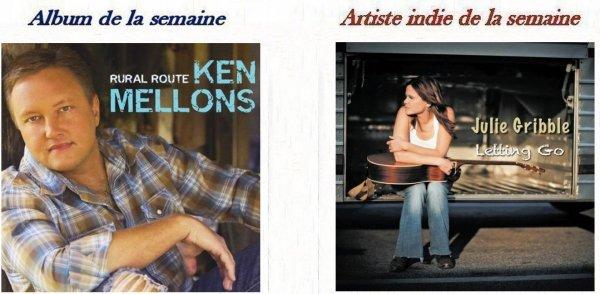 playlist  30 mars / 2011