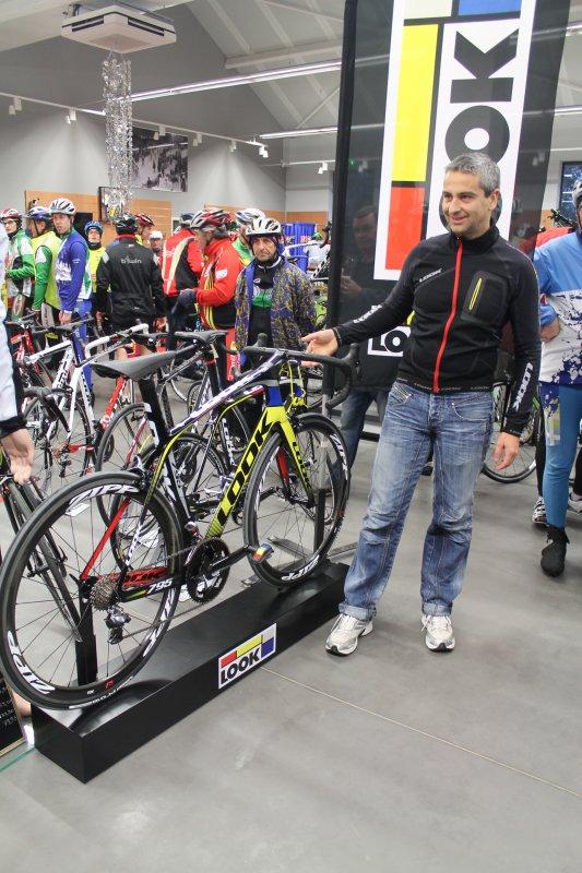 CADEAU  D'ANNIVERSAIRE DE CHEZ LOOK CYCLE