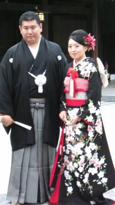 Japon Mariage Traditionnel Japonais Eleonore Dit Etoile