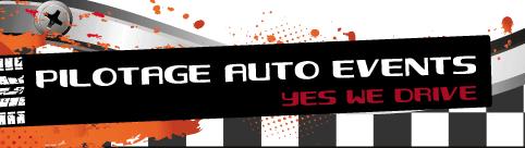 Pilotage Auto Events