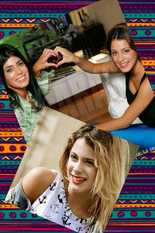 Tini et Mariana...