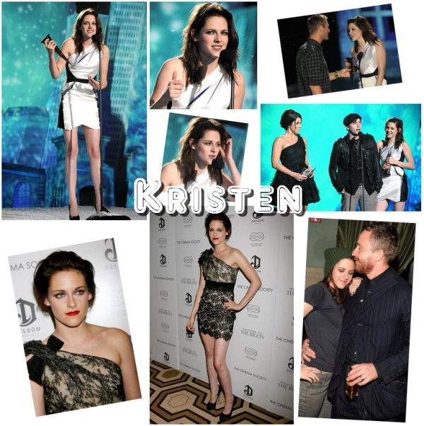 Kristen @ Spike TV Scream 10 & @ WTTR  NYC Screaning