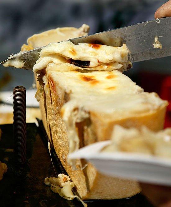 (Gastronomie) La Raclette