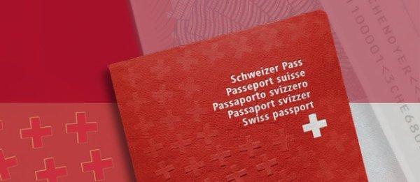 Les Suisses au passeport biométrique