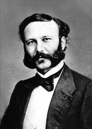 Henri Dunant l'homme à la Croix-Rouge (1828-1910)