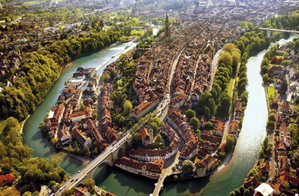 Patrimoine de l'Unesco en Suisse (1)