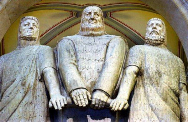 Formation de la Suisse ? Le pacte de 1291…