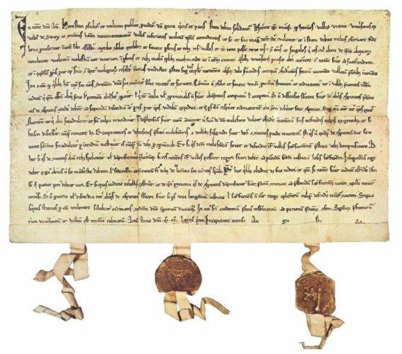 Le Texte du Pacte (1291)