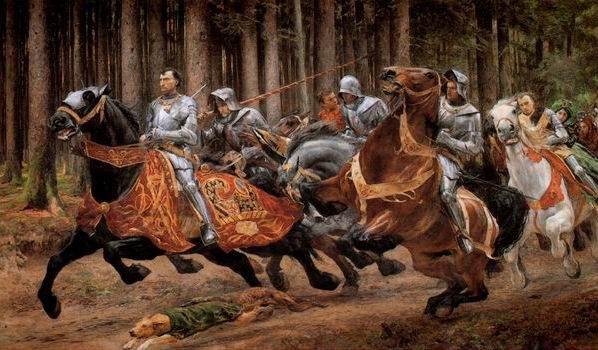 La bataille de Morat
