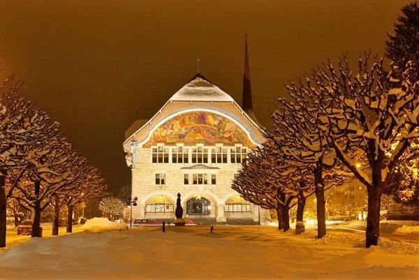 Patrimoine de l'Unesco en Suisse (3)
