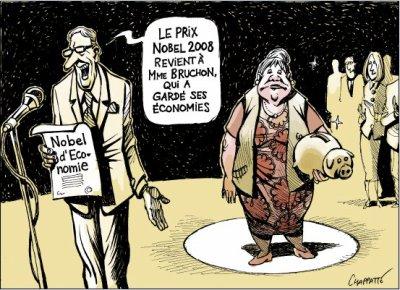 La Suisse, pépinière de Prix Nobel