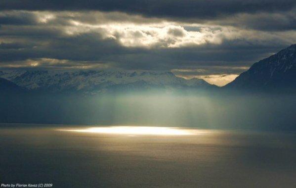 Alpes Lac et Lumière