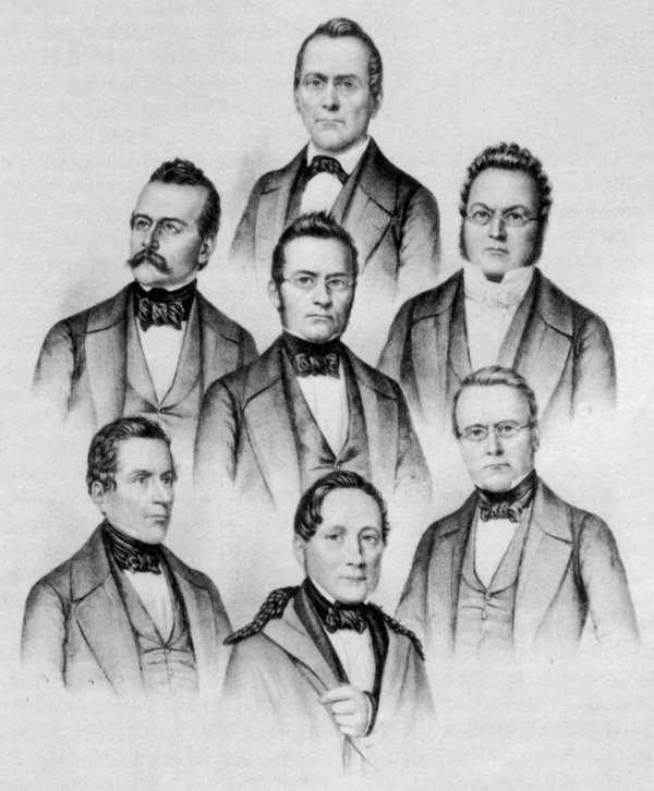 La Constitution de 1848, naissance de la Suisse moderne