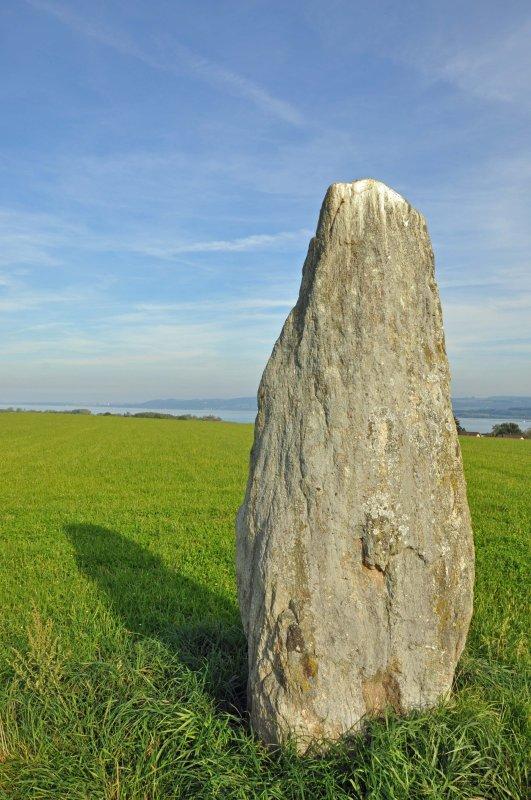 Menhirs, Dolmen et  Pierres à énergie tellurique de Suisse Romande (lieux sacrés) (3)