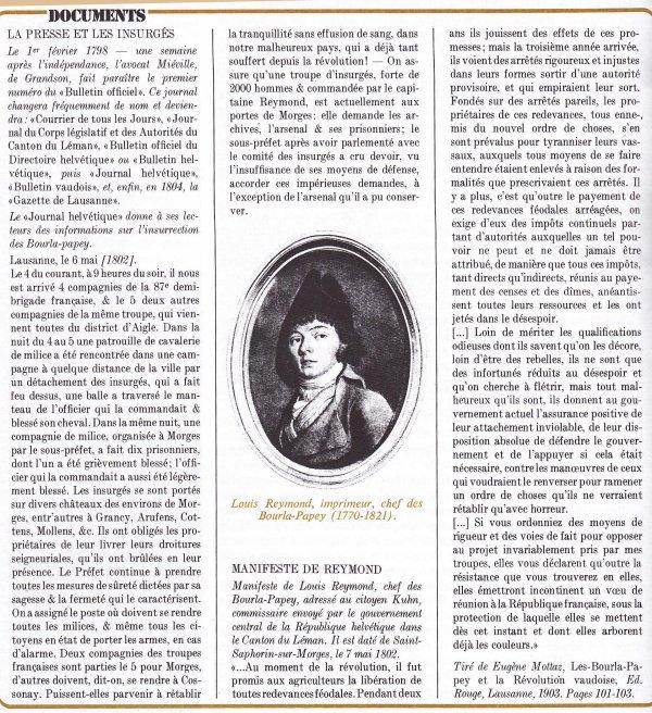 La Révolte des Bourla-Papey