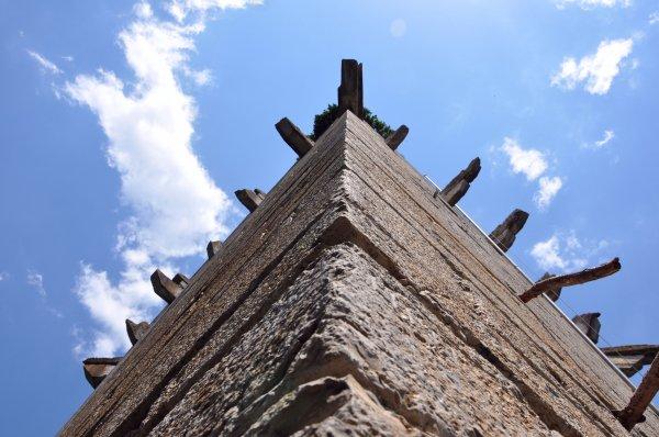 Les Ruines de Saint-Triphon