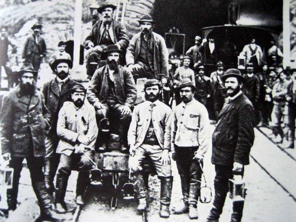 L'Histoire du Gothard