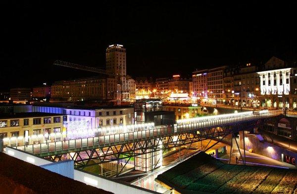 Lausanne la ville la moins sûre de Suisse