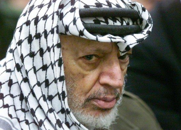 Arafat a été empoisonné