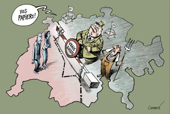 La Suisse Divisée