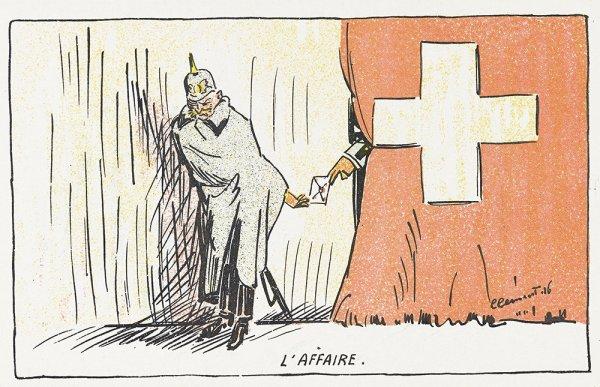 La Suisse et la Grande Guerre: 1914-1918 (part 3)